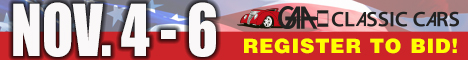 GAA Classic Cars Auction 468