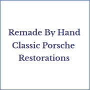 Re Mde By Hand Porsche Restorations - 180